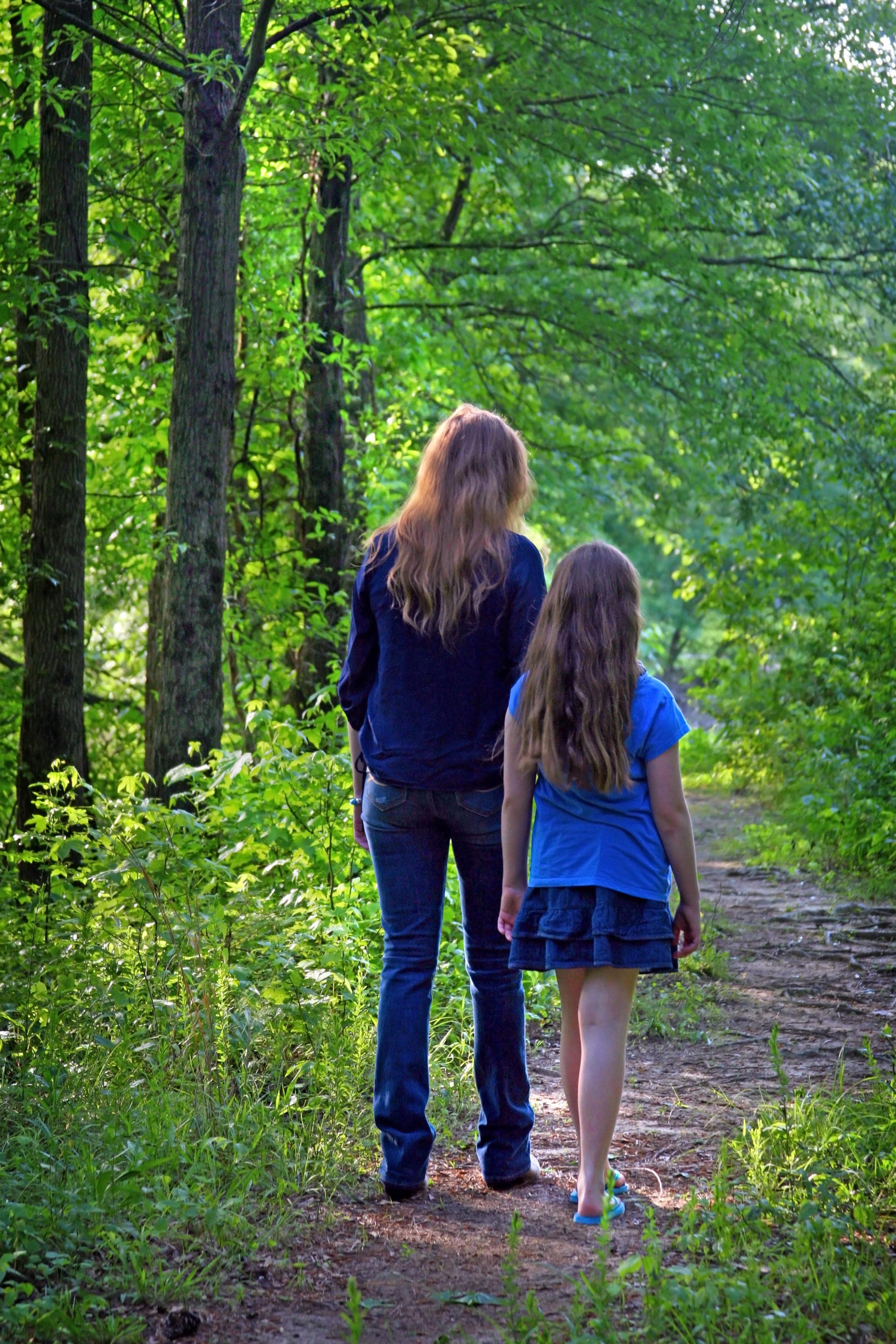Madre e hija: conseguir una paz durardera